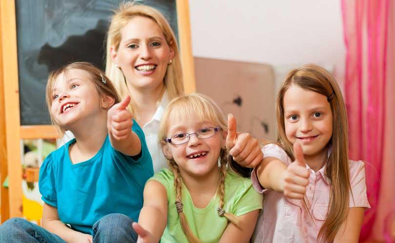 Training Schools Children