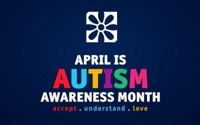 April 2: World Autism Awareness Day